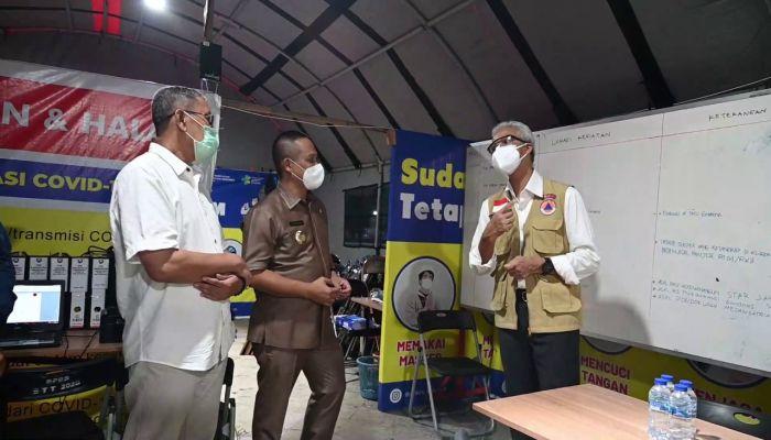 Gubernur Ganjar Apresiasi Penanganan Covid-19 di Kebumen Jelang PPKM Darurat