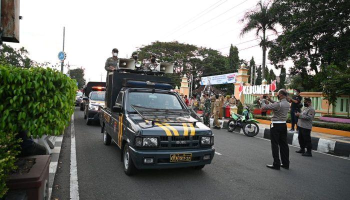 Jam 6 Sore Seluruh Jalur Masuk Kota Kebumen Ditutup Total Selama PPKM Darurat