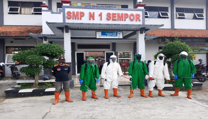 Giat BPBD Putus Rantai Penyebaran Covid dan Penyaluran Bantuan Pemkab Bagi Kontak Erat
