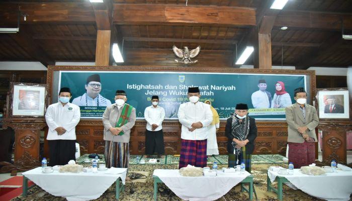 Bupati Kebumen Himbau Warga Shalat Idul Adha di Rumah Masing-Masing