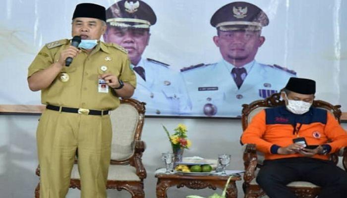 Bupati Yazid Mahfudz Kini Jabat Ketua Gugus Tugas Percepatan Penanganan COVID-19 Kabupaten Kebumen