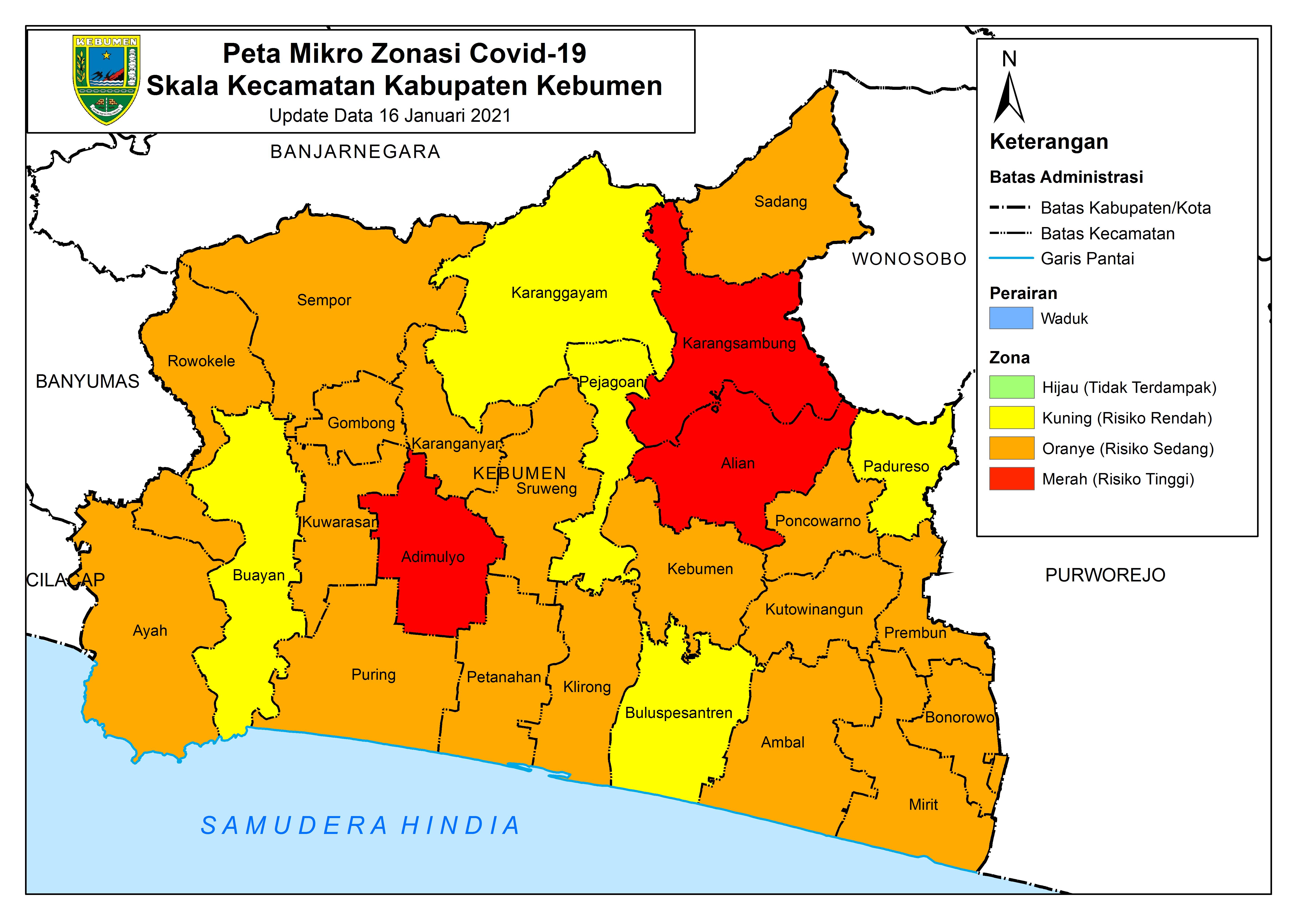 Mikro Zonasi - Kebumen Tanggap COVID-19